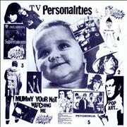 Click here for more info about 'Television Personalities - Mummy Your Not Watching Me'