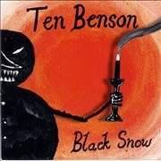 Click here for more info about 'Ten Benson - Black Snow'