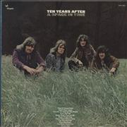 Click here for more info about 'Ten Years After - A Space In Time - Test Pressing'