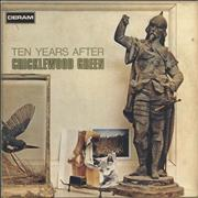 Click here for more info about 'Ten Years After - Cricklewood Green + Poster - EX'