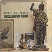 Click here for more info about 'Ten Years After - Cricklewood Green + Poster'