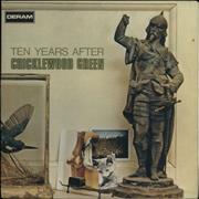 Click here for more info about 'Ten Years After - Cricklewood Green - 1st + Poster'