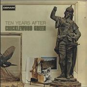 Click here for more info about 'Ten Years After - Cricklewood Green - EX'