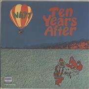 Click here for more info about 'Ten Years After - Watt + Poster'