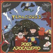 Click here for more info about 'Tenacious D - Post-Apocalypto - Green Vinyl - Sealed'