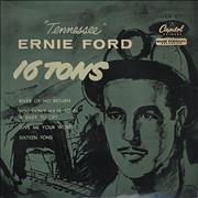 Click here for more info about 'Tennessee Ernie Ford - 16 Tons'