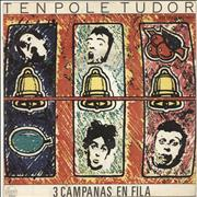 Click here for more info about 'Tenpole Tudor - 3 Campanas En Fila'