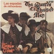 Click here for more info about 'Tenpole Tudor - Las Espadas De Mil Hombres'