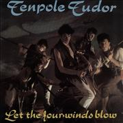 Click here for more info about 'Tenpole Tudor - Let The Four Winds Blow'