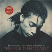 Click here for more info about 'Terence Trent D'Arby - Introducing The Hardline According To...'