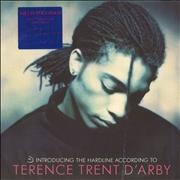 Click here for more info about 'Terence Trent D'Arby - Introducing The Hardline According To'