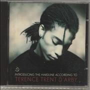 Click here for more info about 'Terence Trent D'Arby - Introducing The Hardline'