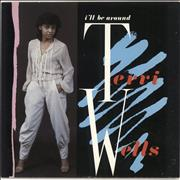 Click here for more info about 'Terri Wells - I'll Be Around - P/s'
