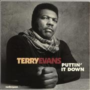 Click here for more info about 'Terry Evans - Puttin' It Down - 180gm'