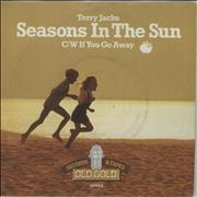 Click here for more info about 'Terry Jacks - Seasons In The Sun - P/s'