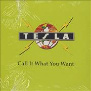 Click here for more info about 'Tesla - Call It What You Want'