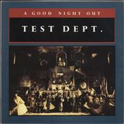 Click here for more info about 'Test Department - A Good Night Out'