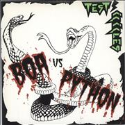 Click here for more info about 'Test Icicles - Boa Vs Python - Lime Green Vinyl'