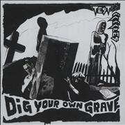 Click here for more info about 'Test Icicles - Dig Your Own Grave - Mini-Album'