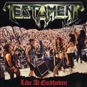 Click here for more info about 'Testament - Live At Eindhoven EP - Autographed'