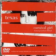 Click here for more info about 'Texas - Carnival Girl'