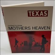 Texas Extracts From Mother Heaven UK box set Promo
