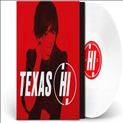 Click here for more info about 'Texas - Hi - White Vinyl - Sealed'