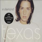 Click here for more info about 'Texas - In Demand'