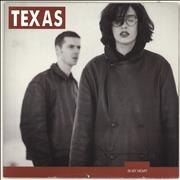 Click here for more info about 'Texas - In My Heart - Poster Sleeve'