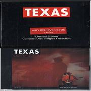 Click here for more info about 'Texas - Quantity of Fourteen CD Singles + Compact Disc Singles Collection Box'