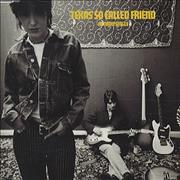 Texas So Called Friend UK CD single