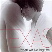 Click here for more info about 'Texas - When We Are Together'