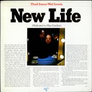 Click here for more info about 'Thad Jones & Mel Lewis - New Life - Gatefold'