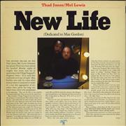 Click here for more info about 'Thad Jones & Mel Lewis - New Life - Tri-fold Sleeve'