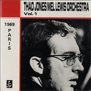 Click here for more info about 'Thad Jones & Mel Lewis - Paris 1969 Volume 1'