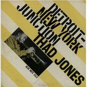 Click here for more info about 'Thad Jones - Detroit-New York Junction - 1st - Lexington - DG'