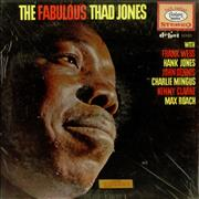 Click here for more info about 'Thad Jones - The Fabulous Thad Jones - Blue Vinyl'