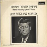Click here for more info about 'That Was The Week That Was - John Fitzgerald Kennedy - EX'
