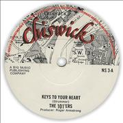 Click here for more info about 'The 101'ers - Keys To Your Heart'