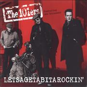 Click here for more info about 'The 101'ers - Letsagetabitarockin'