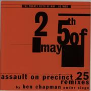 Click here for more info about 'The 25th Of May - Go Wild - Remixes by Ben Chapman Under Siege'
