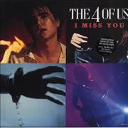 Click here for more info about 'The 4 Of Us - I Miss You + Poster'