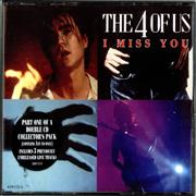 Click here for more info about 'The 4 Of Us - I Miss You'