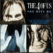 Click here for more info about 'The 4 Of Us - She Hits Me - Both Parts'