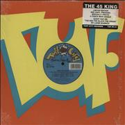 Click here for more info about 'The 45 King - The Red The Black The Green - Red Vinyl'