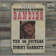 Click here for more info about 'The 50 Guitars Of Tommy Garrett - Bordertown Bandido'