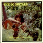 Click here for more info about 'The 50 Guitars Of Tommy Garrett - Return To Paradise'