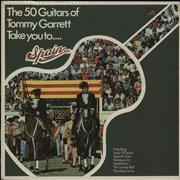 Click here for more info about 'The 50 Guitars Of Tommy Garrett - Take You To ....Spain'