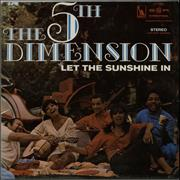 Click here for more info about 'The 5th Dimension - Let The Sunshine In'