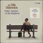 Click here for more info about 'The 5th Dimension - Medley: Aquarius / Let The Sunshine In'